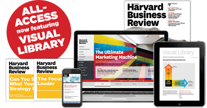 The Secret to Harvard Business Review s Subscription Success: Its