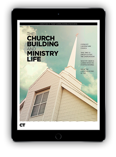 Church Building iPad