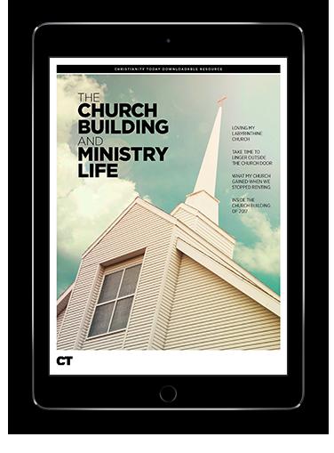 Church Building iPad