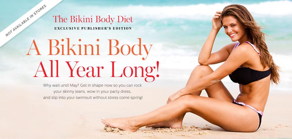 Bikini Body Diet | Shape Magazine